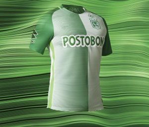 Atletico Nacional 17-18 Season Home Shirt 2017 Jersey [J647]