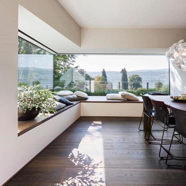 "16.4 k mentions J'aime, 60 commentaires - Interior Design (@design_interior_homes) sur Instagram : ""Objekt 336 Residence by Meier Architekten. --- #architecture #architect #art #designer #design…"""
