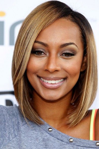 Medium Length Bob Hairstyles for Black Women   ....next style to try