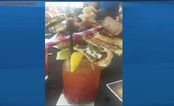 Edmonton's best Caesar celebrates Canada's birthday with a garnish from every province