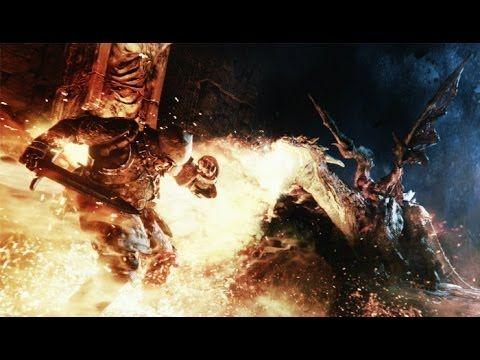Deep Down PS4 Gameplay Demo (Full HD)