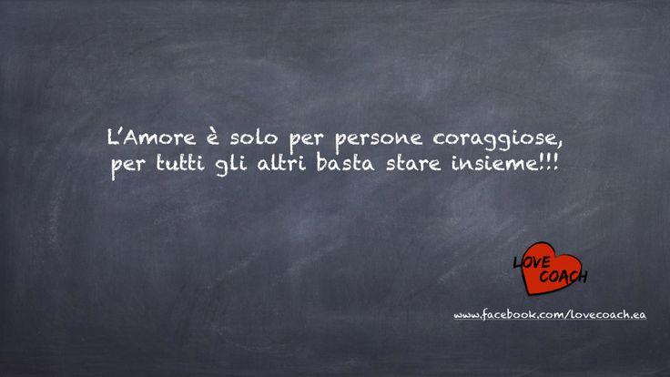www.facebook.com/lovecoach.ea - #amore