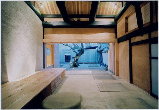 旧家リフォーム土間のある家|水谷嘉信建築設計事務所|中庭のある家づくり : 【間取り図付き】オシャレな土間のある家参考画像まとめ - NAVER まとめ