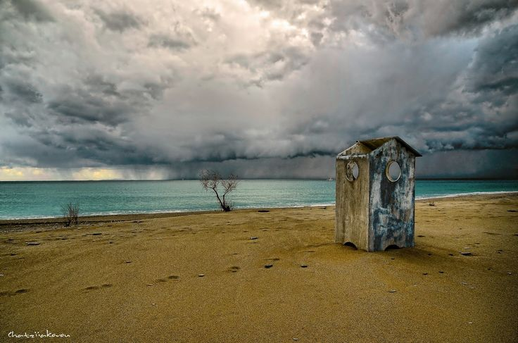 kampos beach at south Samos...GREECE