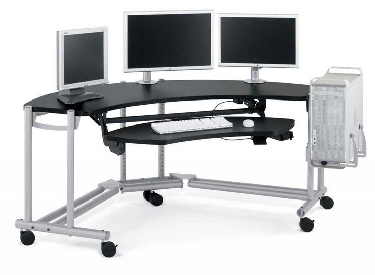 Best Computer Desk For Home Office: Best 25+ Corner Computer Desks Ideas On Pinterest