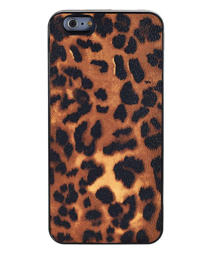 Leopard Phone Case for iPhone 6 & 6S
