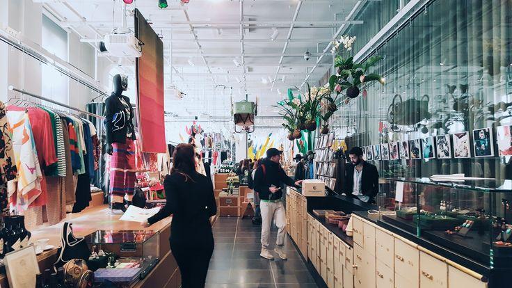 X Bank Amsterdam | De nieuwe plek voor mode, kunst en design