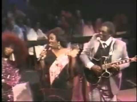 BB King, Gladys Knight, Chaka Khan - Aint Nobodys Business -
