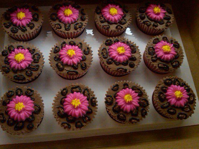 cupcakes pinterest leopards - photo #26