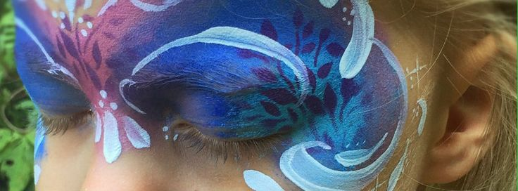 We've found them! The #BEST #professionals for #face #painting #Brisbane! Your #party won't be complete without these guys wielding a #paint #brush…
