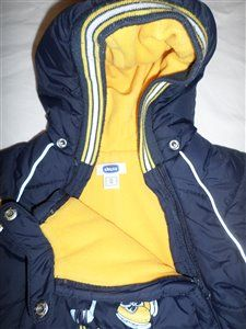 Chicco Snow Jacket Blue size 5