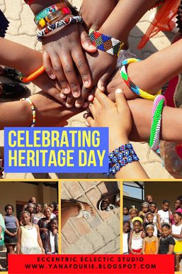 """Celebrating Heritage Day in South Africa.  Also known as """"Braai Dag"""""""