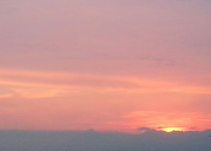 Sunset. Tramonto. Italy. Italia.  Photo by me, AngelaRizzo.