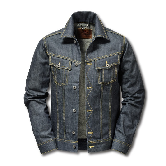 Pike Brothers Denim Jacket