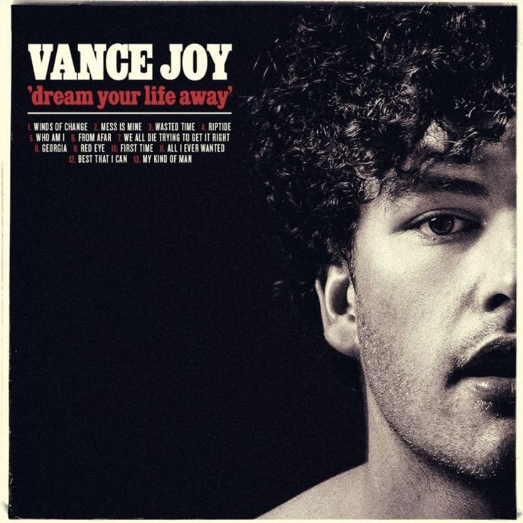 Vance Joy - Dream Your Life Away on LP + CD