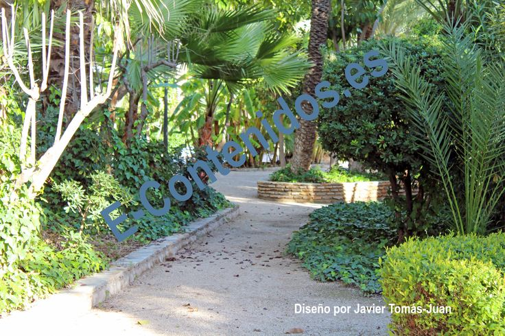 Proporciona consejos sobre las plantas en el jardín mediante marketing de contenidos.