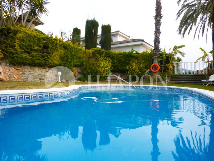 Luxury property for sale in Alella, Spain, with sea views