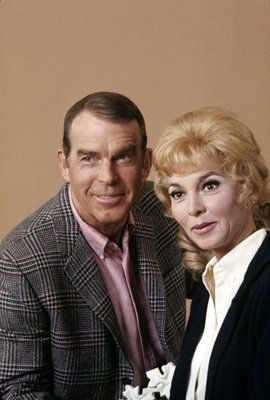 My Three Sons Cast | Fred MacMurray and Beverly Garland from