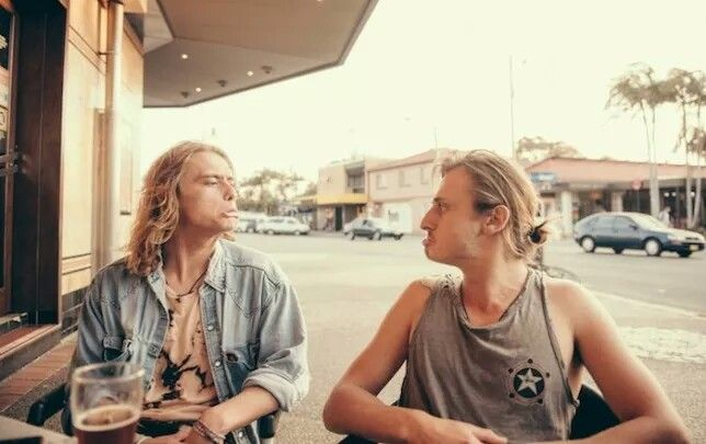 I've just discovered this amazing band called Lime Cordiale, check 'em out!