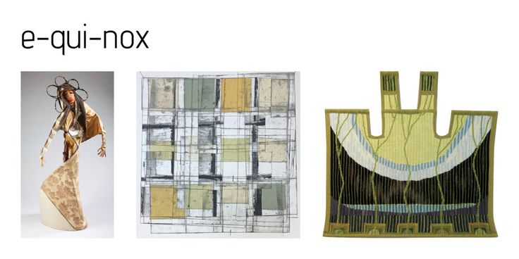As we approach the Autumnal Equinox, the ArtReach galleries will feature artwork that show balance and symmetry (monoprints by Beth Dorsey), a rebirth of materials and a connection to nature (fiber sculptures by Barbara Riegel Bend), and the seasonal cycle of natures (vestments by Michaela Mahady).