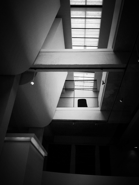 intimacy gradient and interplay of light #witsartmuseum #jhbexplored