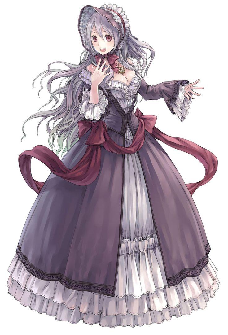 101 best Victorian Anime Girls images on Pinterest | Anime girls Anime art and Cartoon