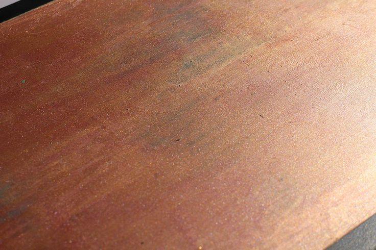 Da Vinci Surfaces Rust Finish