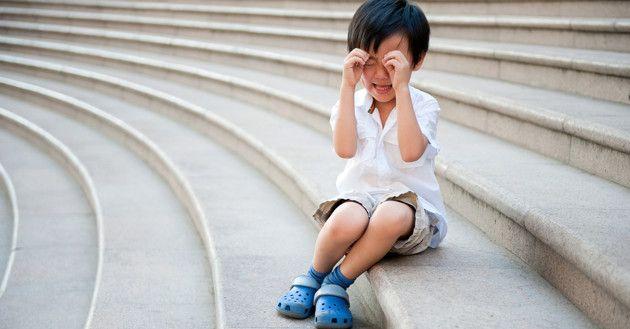 Mendidik anak dengan hukuman fisik - efektifkah?