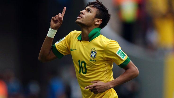 Neymar fará quantos gols durante sua carreira?