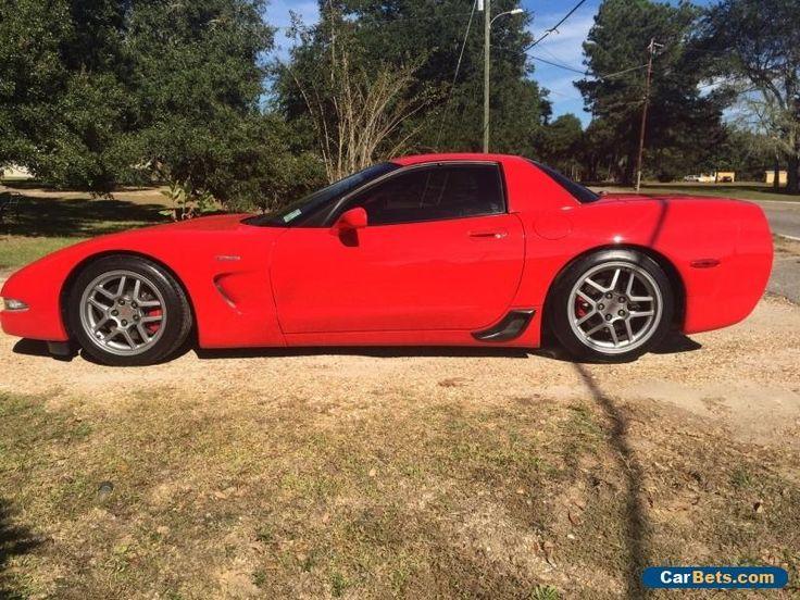 2002 Chevrolet Corvette Z06 Coupe 2-Door #chevrolet #corvette #forsale #unitedstates