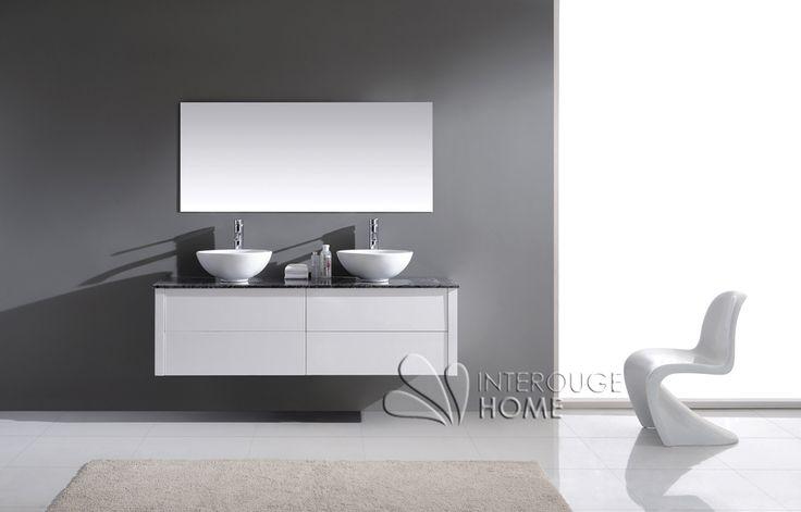 51 best images about meuble salle de bain on pinterest design ps and home. Black Bedroom Furniture Sets. Home Design Ideas