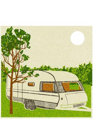 camping - Leonie Bos
