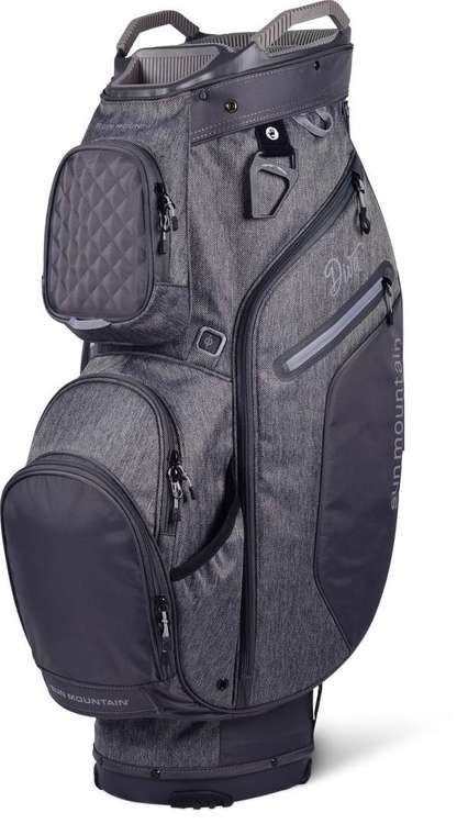 ad180a292235 Sun Mountain Diva Cart Bag - Grey