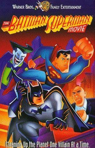 The Batman Superman Movie  @ComicMangaEnt