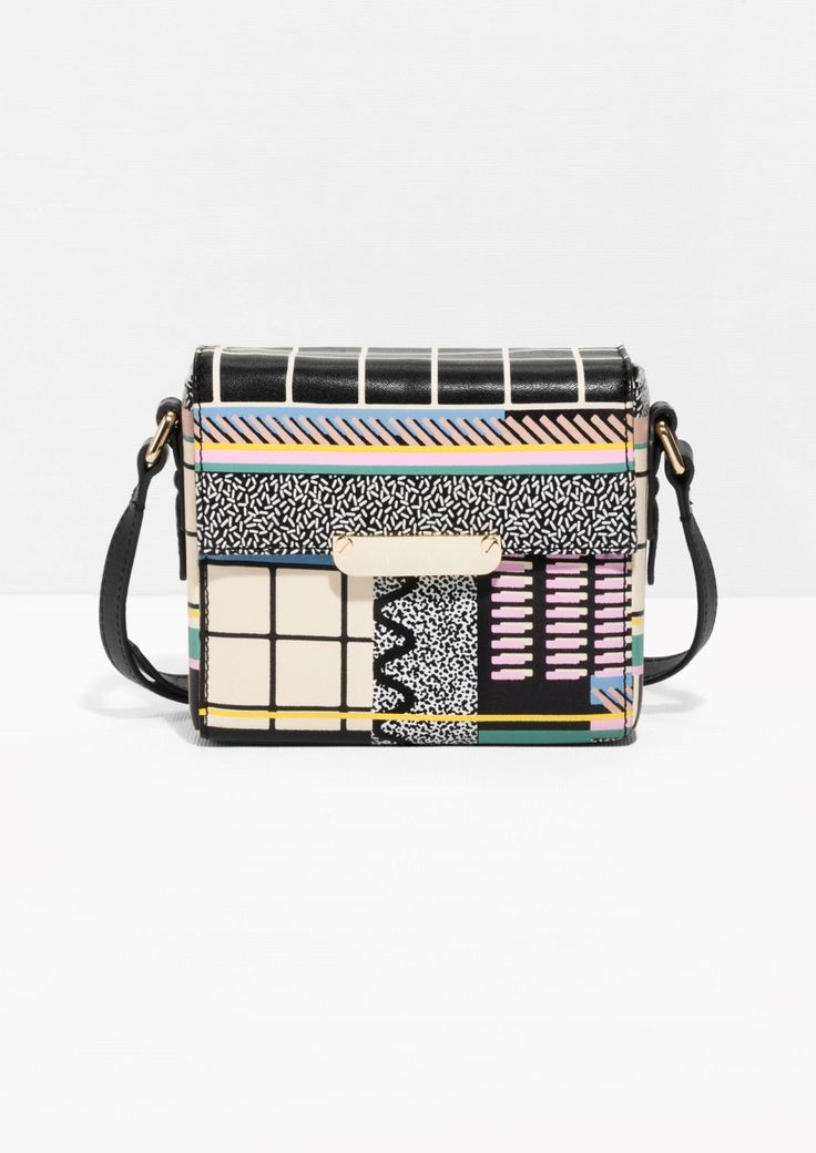 & Other Stories | Graphic Leather Bag