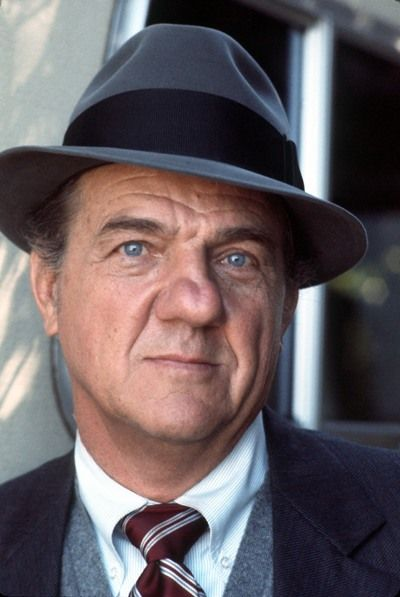Karl Malden, Actor & American Express spokesperson ...