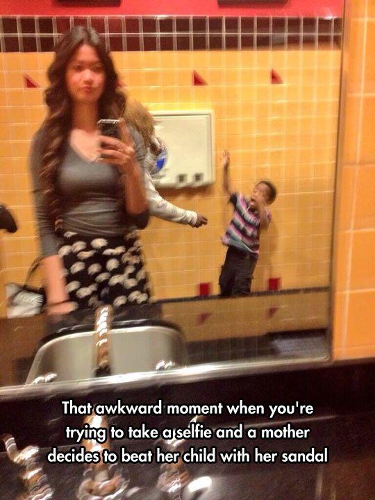 Hahahaha excuse I'm trying to take a selfie