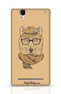 Mr. Fox Sony Xperia T2 Phone Case