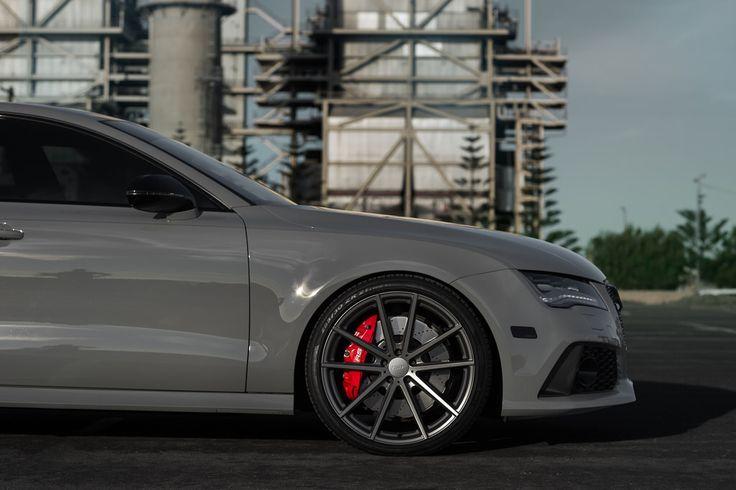 tsw alloy wheels bathurst rotary forged audi rs7 nardo grey (5)