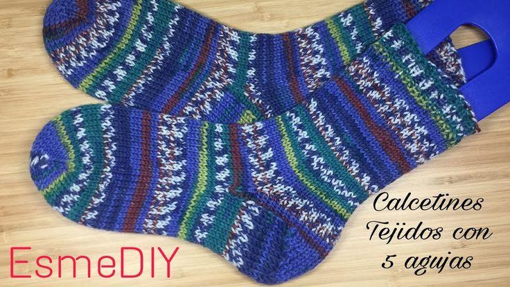 Mejores 560 imágenes de calcetines en Pinterest | Calcetines de ...