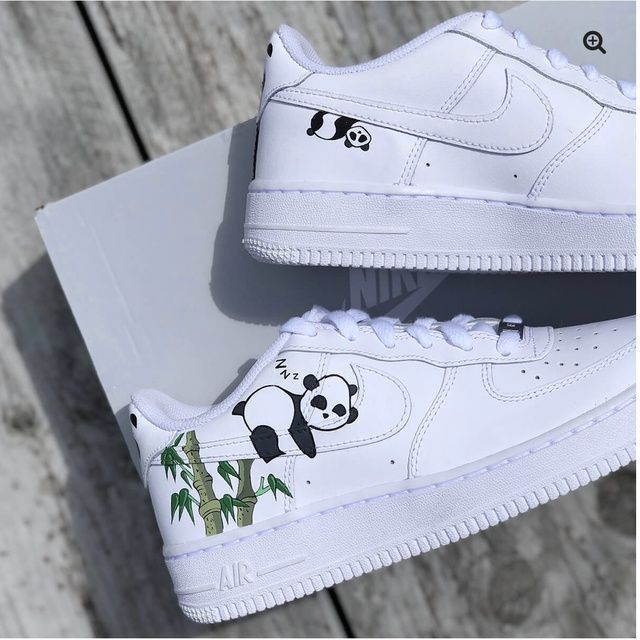 air force 1 panda