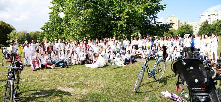 Alla deltagare i Stockholm   #IceRide #Stockholm