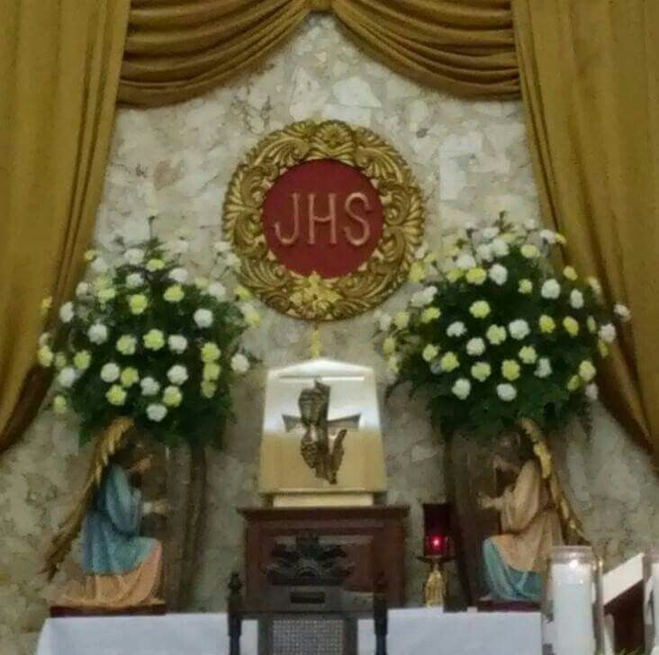 Monumento Jueves Santo - 2015 Parroquia San José, Boquerón Cabo Rojo , Puerto Rico