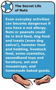 What you need to know about nut allergies - complete article. #nuts #nutallergies