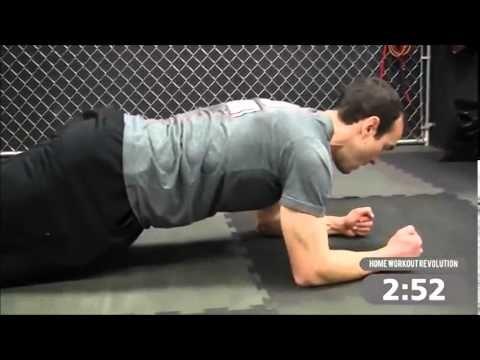 Ab Cardio Workout - Fitness Training