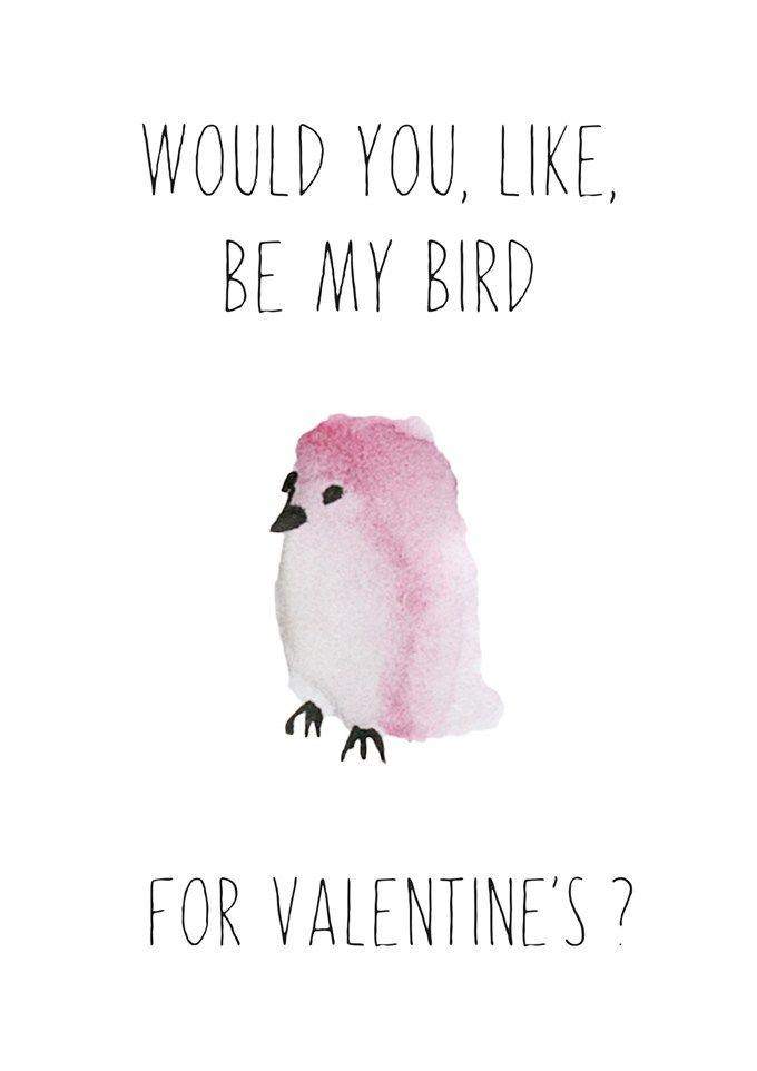Happy Valentine : Illustration Mousseblossom