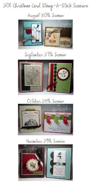 christmas cards by april