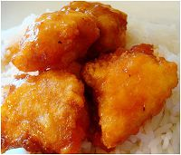 So Delicious It's Hard To Believe That It's An HCG Recipe!   This HCG Style Sweet and Sour Chicken is...