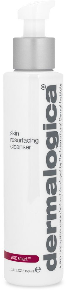 Since I started using this skin cleanser, people have been telling me I look younger. Skin Resurfacing Cleanser from Dermalogica.