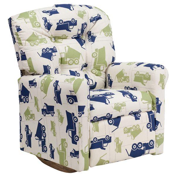 Logan kids rocker recliner.  sc 1 st  Pinterest & 76 best Kids u0026 Teen Bedrooms images on Pinterest | Recliners Kid ... islam-shia.org